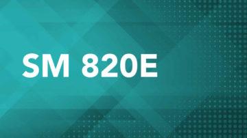 SM 820E